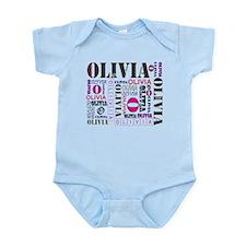 Olivia Infant Bodysuit