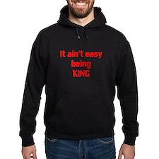 It ain't easy being King Hoodie