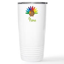 Nona the Turkey Travel Mug