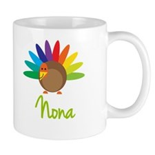 Nona the Turkey Mug