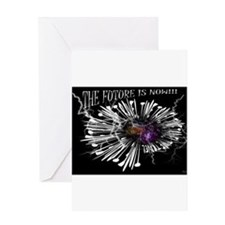 Jmcks The Future IS Now Greeting Card
