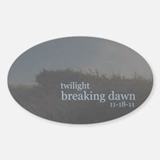 Twilight Breaking Dawn Beach Decal