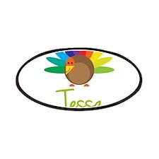 Tessa the Turkey Patches