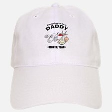 Funny Daddy To Be Personalized Baseball Baseball Cap