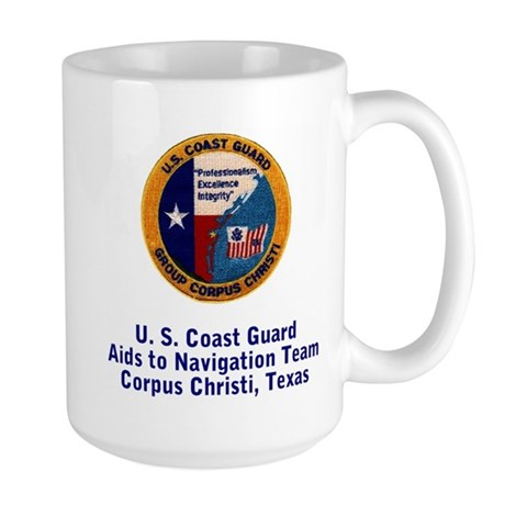 Large Mug: ANT Corpus Christi