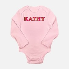 Kathy Long Sleeve Infant Bodysuit