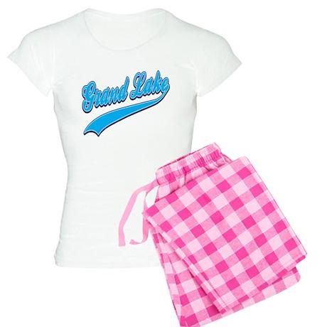 Grand Lake Tackle and Twill Women's Light Pajamas