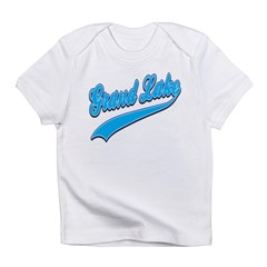 Grand Lake Tackle and Twill Infant T-Shirt