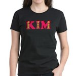 Kim Women's Dark T-Shirt
