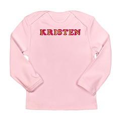 Kristen Long Sleeve Infant T-Shirt