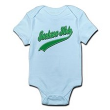 Jackson Hole Tackle and Twill Infant Bodysuit