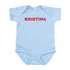 Kristina Infant Bodysuit