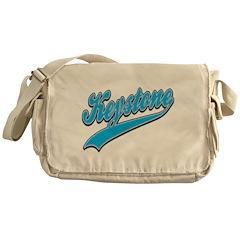 Keystone Tackle and Twill Messenger Bag