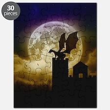 Castle Guardian Dragon Puzzle