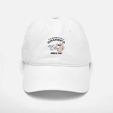Funny Grandpa To Be Personalized Baseball Baseball Cap