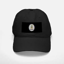 Command Master Chief<BR> Black Cap 2
