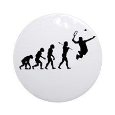 Evolve - Tennis Ornament (Round)