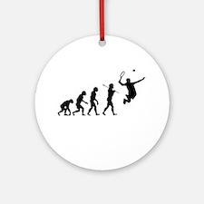 Evolve - Tennis Ornament (Round)
