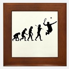 Evolve - Tennis Framed Tile