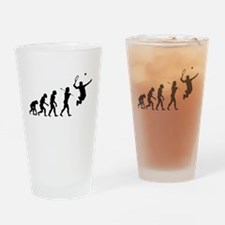 Evolve - Tennis Drinking Glass