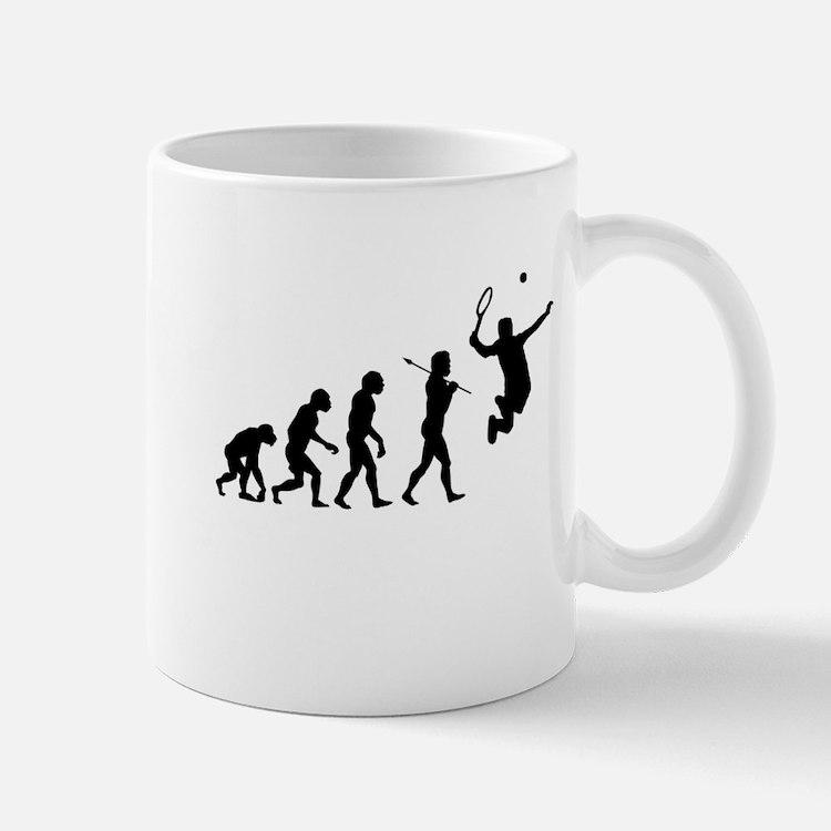 Evolve - Tennis Mug