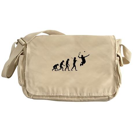 Evolve - Tennis Messenger Bag