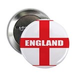 """England Flag 2.25"""" Button (10 pack)"""