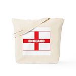 England Flag Tote Bag