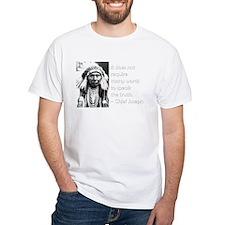 josephquotedarkshirt T-Shirt