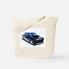 Black POW Classic Car Tote Bag