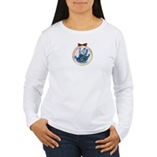 Christmas Angel Tree 2011 Women's Long Sleeve T-Sh