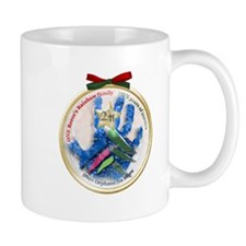 Christmas Angel Tree 2011 Mug