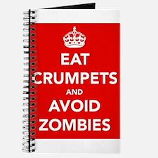 Eat Crumpets.... Journal