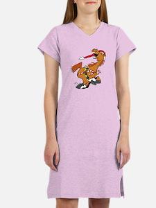 YeeHaw Horse Christmas Nightshirt