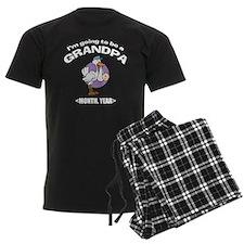 Grandpa To Be Personalized Pajamas