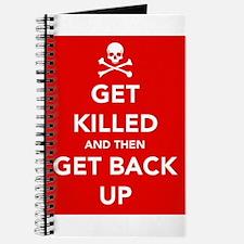 Get Killed.... Journal
