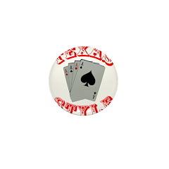 TEXAS STYLE™ Mini Button