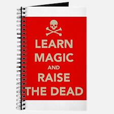 Learn Magic.... Journal