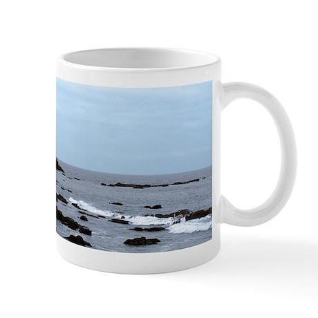 Pigeon Point Rocky Shore Mug