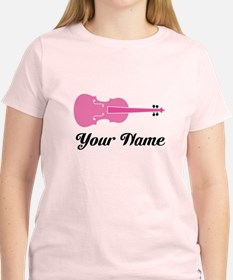 Cute Custom Viola T-Shirt
