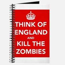 Think Of England.... Journal