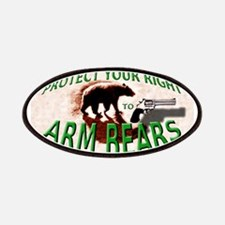 Right to arm bears Patch