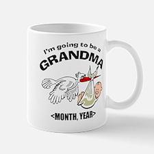 Funny Grandma To Be Personalized Mug
