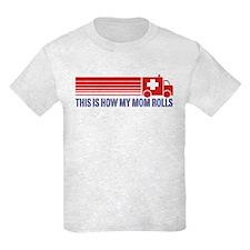 EMT Paramedic Mom T-Shirt