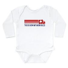 EMT Paramedic Mom Long Sleeve Infant Bodysuit