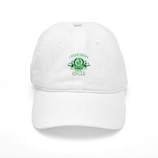 I Wear Green for my Uncle (fl Baseball Baseball Cap