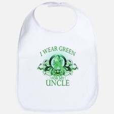 I Wear Green for my Uncle (fl Bib