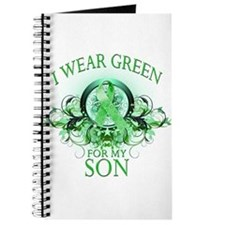 I Wear Green for my Son (flor Journal