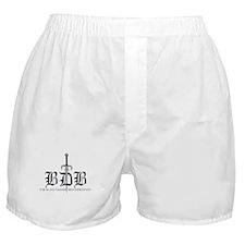 BDB Logo Boxer Shorts