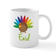 Enid the Turkey Mug